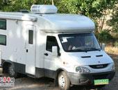 21RV试驾评测:中天之星5043自行式C型房车(文)