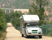 """21RV试驾评测:长城""""名豪""""自行式C型房车(图)"""