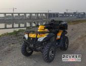 越野狂人的玩具 春风500-X5 ATV试驾评测