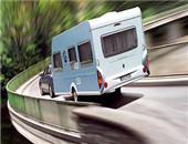 德国KNAUS 2005款拖挂式A型房车欣赏