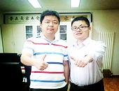 王继东就旅居挂车新交规接受中国旅游报采访