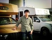孙嘉:半挂式房车结实耐用 自行式厢体军用方舱