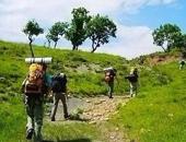 野外旅游从走路开始