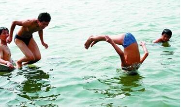 野泳四大陷阱和自我救护