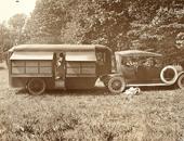 国外早期房车发展历史--20世纪初期
