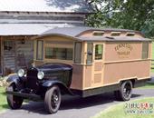 鲍比•怀特捐赠给房车博物馆一辆1931年款福特老爷房车