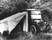 汽车露营—汽车露营在国外发展的初级阶段