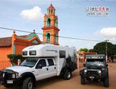 地球流浪者2007墨西哥至中美洲房车探险之旅