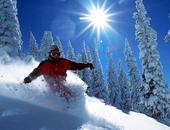 冬季冰雪旅游健康须知