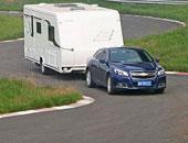 严谨考究的德系房车 实拍海姆Nova SL560房车