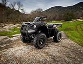 Kawasaki推出2013款KVF750 EPS ATV