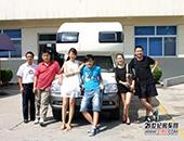 13.98万长城赛铃房车舒适款上市 推动中国房车迈向新纪元