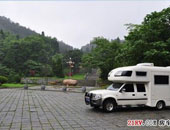 房车生活随记:苏州老宋房车出游庐山避暑