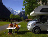 房车自驾游的六大好处 陈高龄的2011欧洲房车游