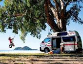 享受在悉尼的房车之旅 体验澳洲最流浪