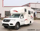 牛刀Plus单排国五房车-北京车展上最耀眼的明星