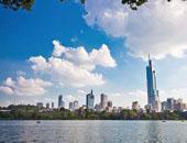 南京:游走在古典与现代间