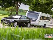 2011款德国Hymer拖挂式A型Novas房车欣赏