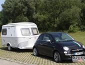 2010款德国hymer拖挂式A型Eriba-Touring优发国际欣赏