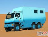 奔驰 Unimog 越野房车欣赏