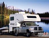 美国阿尔卑斯拖挂式D型房车欣赏