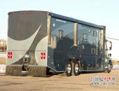 美国沃尔沃底盘自行式A型重卡房车