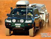 澳大利亚拖挂式越野房车欣赏