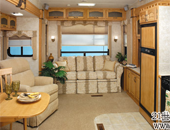 美国拖挂式B型Cypress房车欣赏