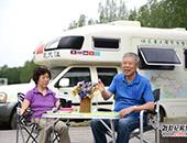 长老也与老伴的浪漫约定 房车自驾环亚欧之旅将开启