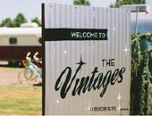 没有房车也露营 美国Vintages Trailer Resort度假村