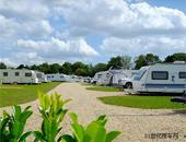 英国多塞特郡乡村型SouthLytchett庄园露营地