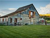 美国蒙大拿州五星级乡村型露营地罗克溪牧场