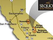 美国加利福尼亚红杉国家公园HighSierra露营地