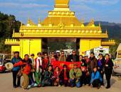 中国梦﹒老年梦—自驾房车春游东南亚走进老挝