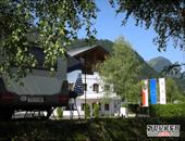 奥地利阿尔卑斯Kitzbuhel五星级山地型蒂罗尔露营地