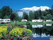 奥地利阿尔卑斯提洛尔五星级NattererSee露营地