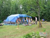 美国湖畔型房车露营地欣赏——鹈鹕湖营地