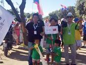 2015房车家族欧洲行 参加世界房车露营大会