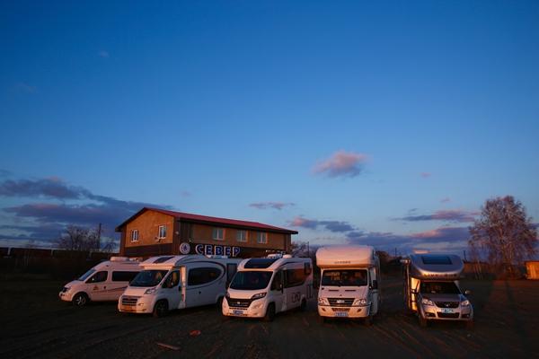 房车家族欧亚之旅 穿行西伯利亚聆听贝加尔湖畔