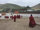 欧洲房车家族中国之旅 继续寻找丝路上的佛教圣地