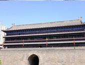 欧洲房车家族中国之旅 一介布衣眼中的西安古城