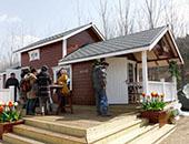 圣东木屋将参加第五届北京国际房车露营展