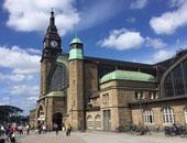房车家族欧亚之旅 德国汉堡体验日耳曼人的文化