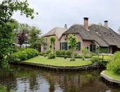 尊宝娱乐家族欧亚之旅 荷兰羊角村令人艳羡的田园牧歌生活