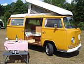 大众露营车走到尽头 20世纪60年代标志性汽车停产