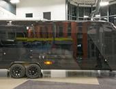 超轻质量耐用度更高 首辆豪华碳纤维房车CR-1