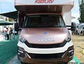 第13届北京国际房车露营展参展新车-凯伦宾威NEW DAILY房车