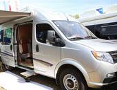 第13届北京国际房车露营展参展新车-嘉倬B型房车