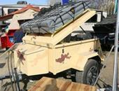 展会新车-纵横天下野营旅居车