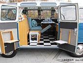 英国史上最贵的大众露营车 始于1964年